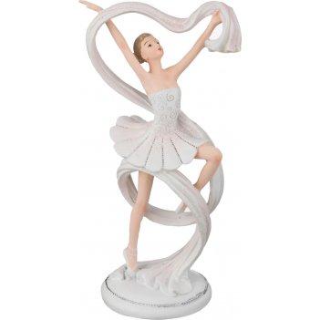 Статуэтка балерина 6*9*18 см. (кор=24шт.)