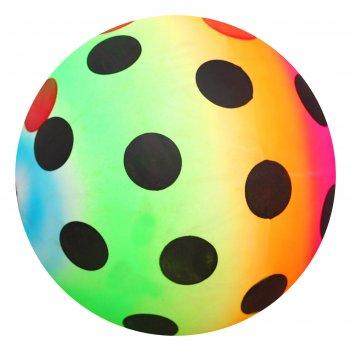 Мяч волейбол пляжный 22см 100гр