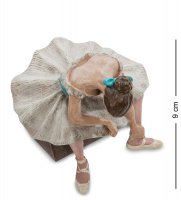 Pr-de02 статуэтка балерина эдгара дега (museum.parastone)