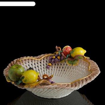 Ваза для фруктов фрутти