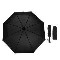 Зонт автоматический, m-1704, r=61,5см, цвет чёрный