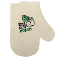 банные рукавицы
