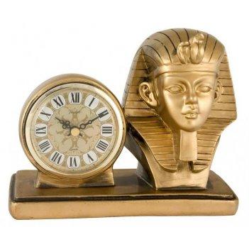Скульптурные часы из полимерных смол восток 8356-1