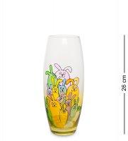 Vz- 33 ваза стеклянная заячья радость
