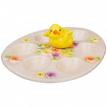 Тарелка для яиц цыпа 25*18*8.5см