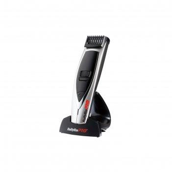 Машинка для стрижки babyliss fx775e, для усов и бороды, подставка для заря
