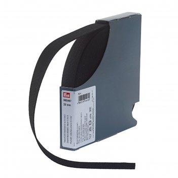 Эластичная лента для уплотнения шва 20 мм 10 м, цвет черный