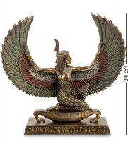 Ws-901 статуэтка маат - богиня истины, справедливости, закона и миропорядк