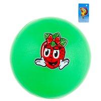 Мяч детский клубничка 30 гр.