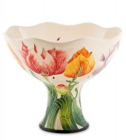 Bs-242 ваза для фруктов тюльпаны