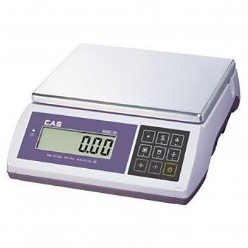 Настольные весы cas ed-6h