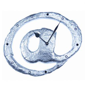 Часы настенные электронная собака
