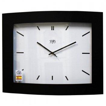 Большие настенные часы sars 0196-1 black