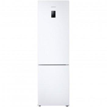 Холодильник samsung rb37a52n0ww/wt, двухкамерный, класс а+, 367 л, no fros