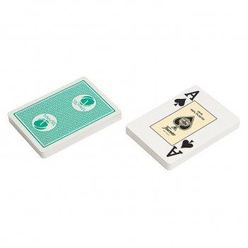 Карты fournier 2818 casino victoria, 100% пластик, зел