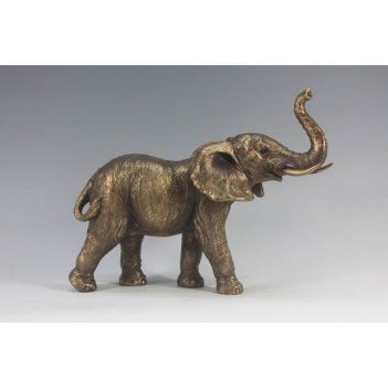 Фигурка декоративная слон 29*12*23см