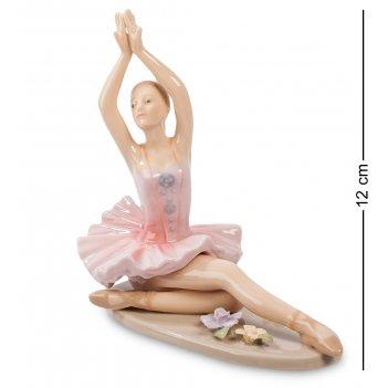 Cms-19/15 фигурка балерина (pavone)