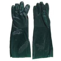 Перчатки хозяйственные бронированные с тройным нитриловым покрытием