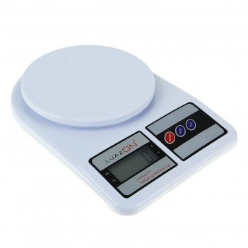 Весы электронные кухонные до 7 кг.sf400 от 2*ааа (не в комплекте)
