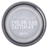 Крем-тени для век maybelline tattoo 24 часа, бесконечно белый, тон 45, 4 г