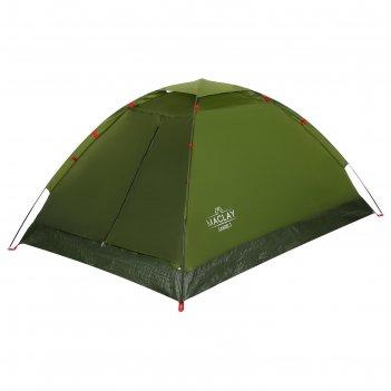 Палатка туристическая sande 3 размер 205 х 180 х 120 см, 3 х местная