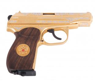 пистолеты златоуст