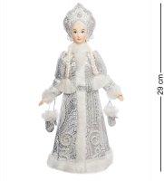 Rk-152 кукла снегурочка с варежками