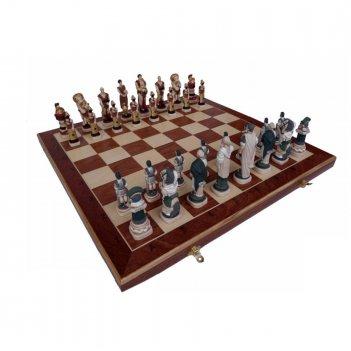 Шахматы спартак полистоун