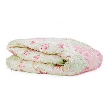 Одеяло «эконом», размер 140х205 см, микс, синтепон