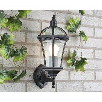 Светильник elektrostandard садово-парковый, 60 вт, e27, ip44, настенный, c