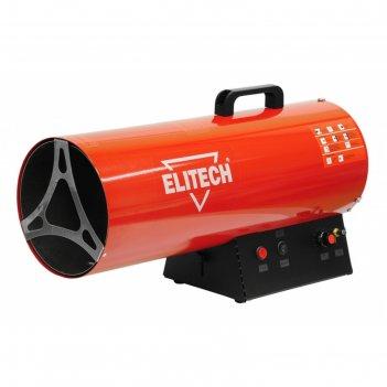 Тепловая пушка elitech тп 30гб, газовая, 30 квт, 760 м3/ч, 0.8-2.3 кг/ч, п