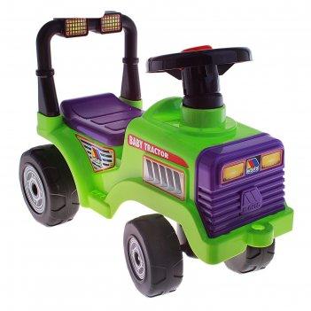 Каталка - трактор митя