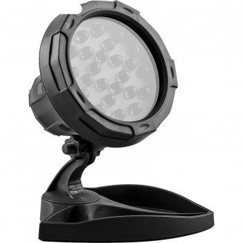 Светильник светодиодный подводный sp2709, 3.6w, rgb, ac12v, ip68, цвет чер