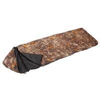 Спальный мешок эко кмф, 2-х слойный