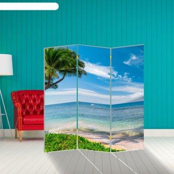 Ширма райское наслаждение, 160 x 150 см