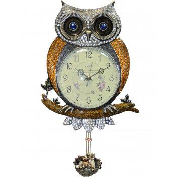 Настенные часы с маятником kairos ksm010 g