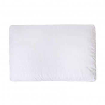 Подушка «золотая пропорция» с лузгой гречихи, размер 40x60 см