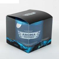 Ароматизатор гелевый «aroma motors» oasis 100мл