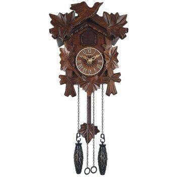 Настенные часы с кукушкой columbus сq-038с