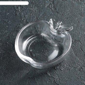 Соусник 10х9,5х3 см яблоня