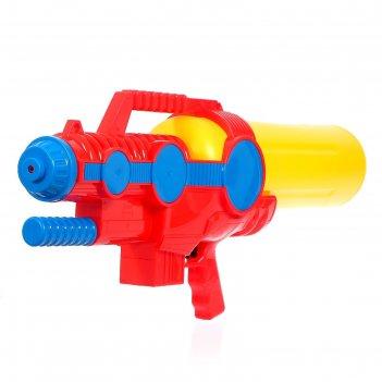 Водный пистолет «атака титанов», 81 см, на 7 литров воды, цвета микс