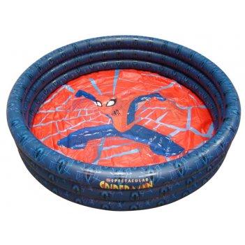 Бассейн (3 кольца) spiderman