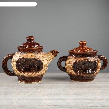 Чайная пара лоза 1л
