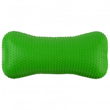 Подушка надувная, массажная, 39 х 18 см, цвета микс