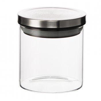 Контейнер для хранения 0,55 л стеклянный