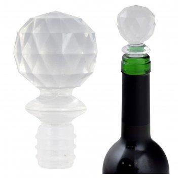 Пробка для бутылки хрусталь