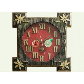 Часы настенные d40-256