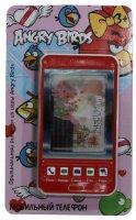 Детский мобильный телефон «angry birds» - валентинка