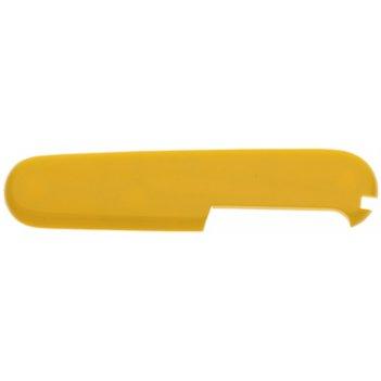 Задняя накладка для ножей victorinox 91 мм, пластиковая, жёлтая