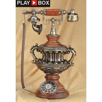 Ретро-телефон playbox (270x215x420 мм) pb-535-a